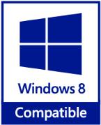 Certified for Windows 8 - zertifiziert f�r Windows 8